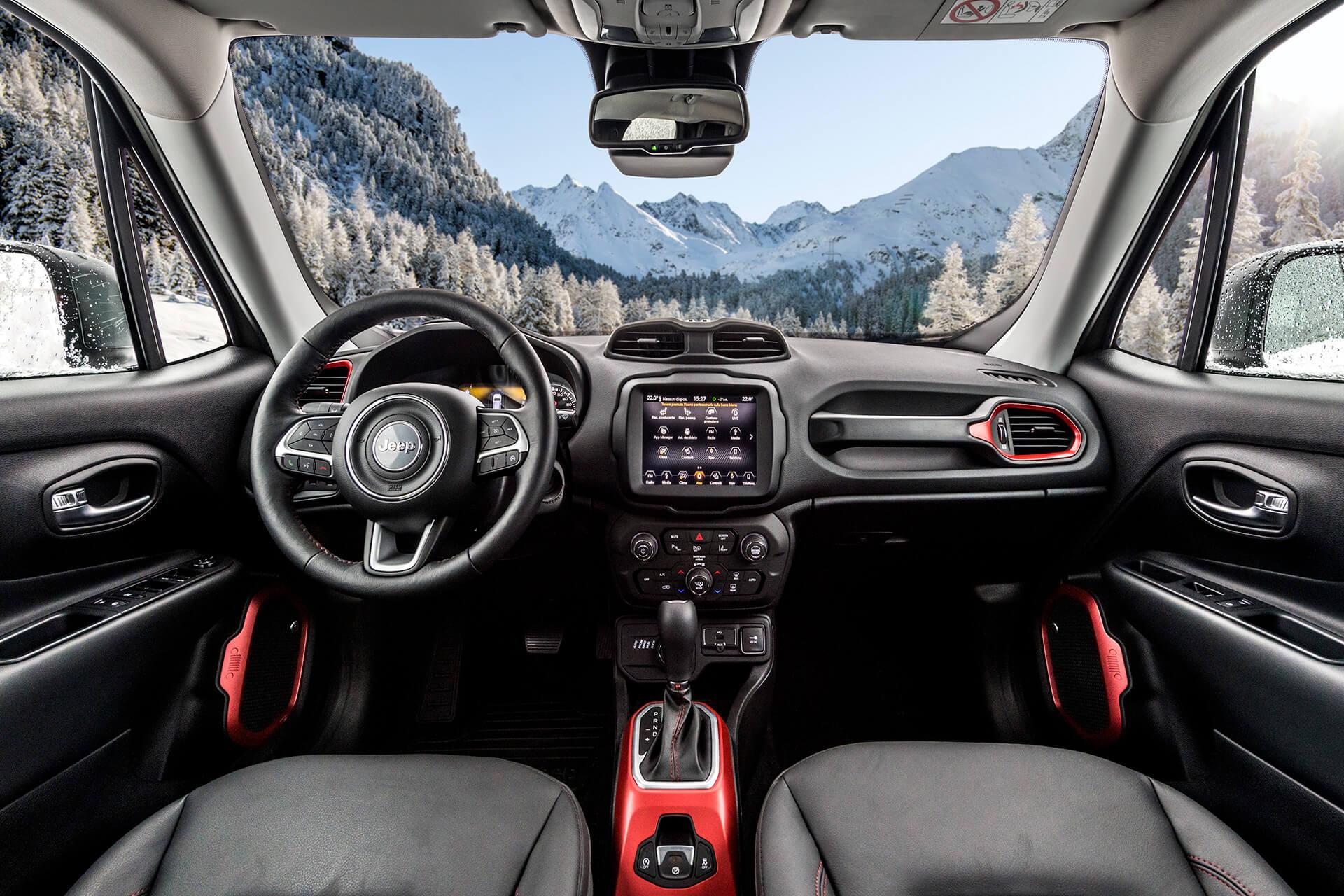 Jeep renegade prezzo dimensioni e scheda tecnica - Prezzo porte da interno ...