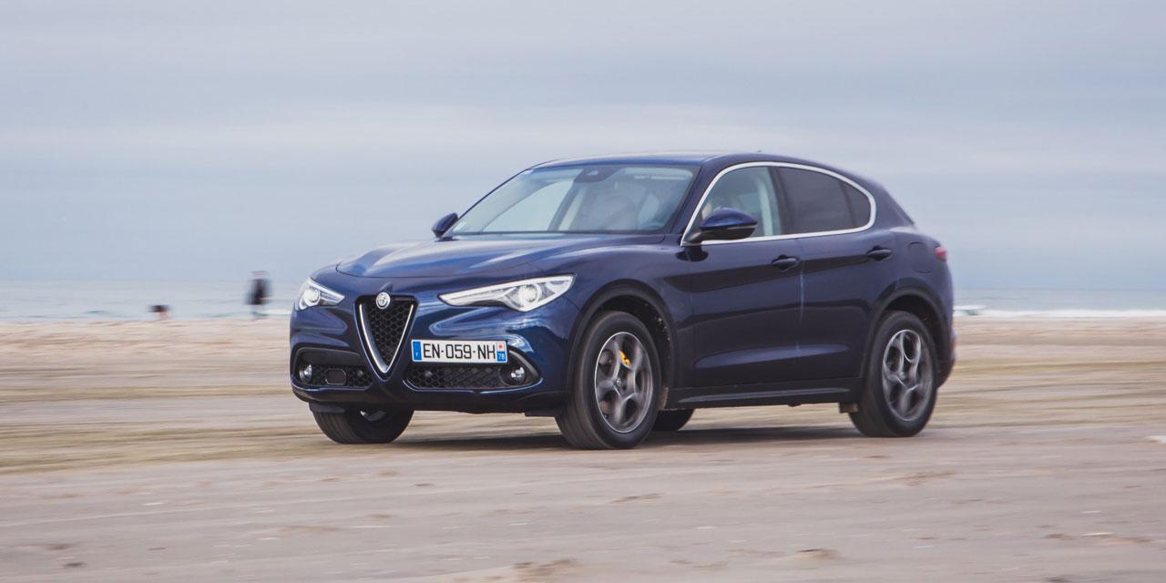 Alfa Romeo Stelvio Prezzi Dimensioni E Scheda Tecnica